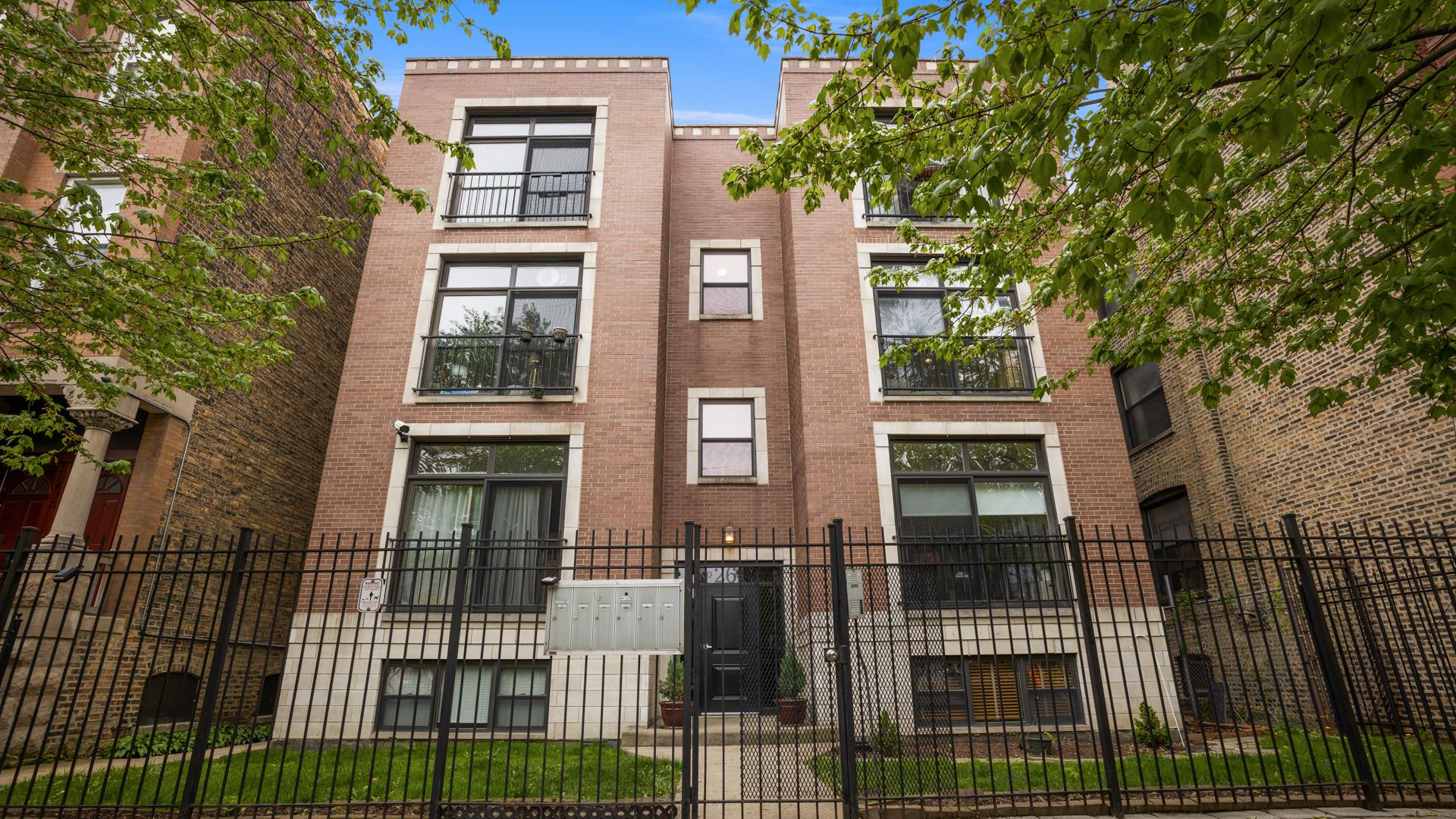 2617 W Evergreen Avenue #3W, Chicago, IL 60622 - #: 11076230