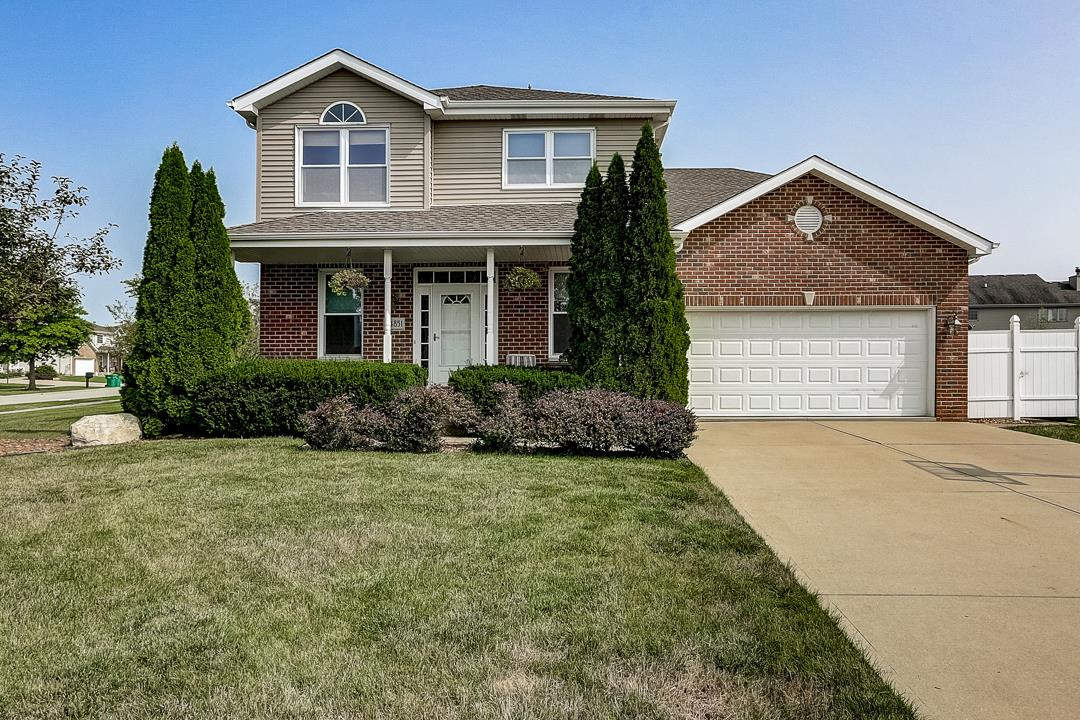 24851 Buttercup Lane, Manhattan, IL 60442 - #: 10853231