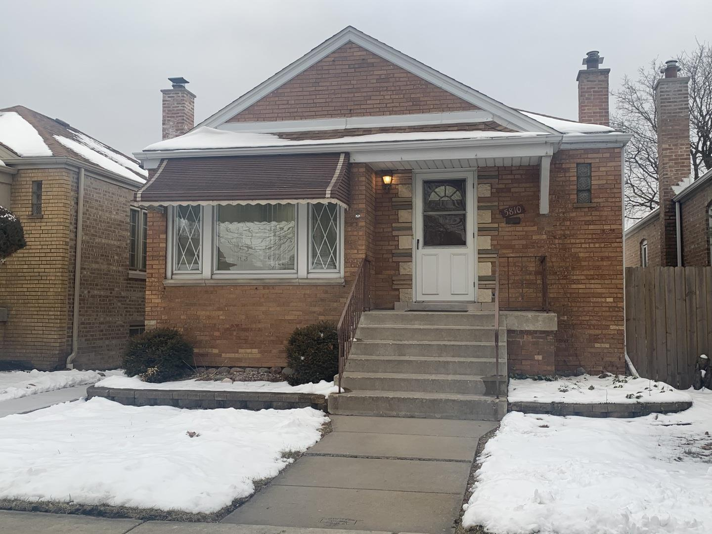 5810 W 64th Street, Chicago, IL 60638 - #: 10898231