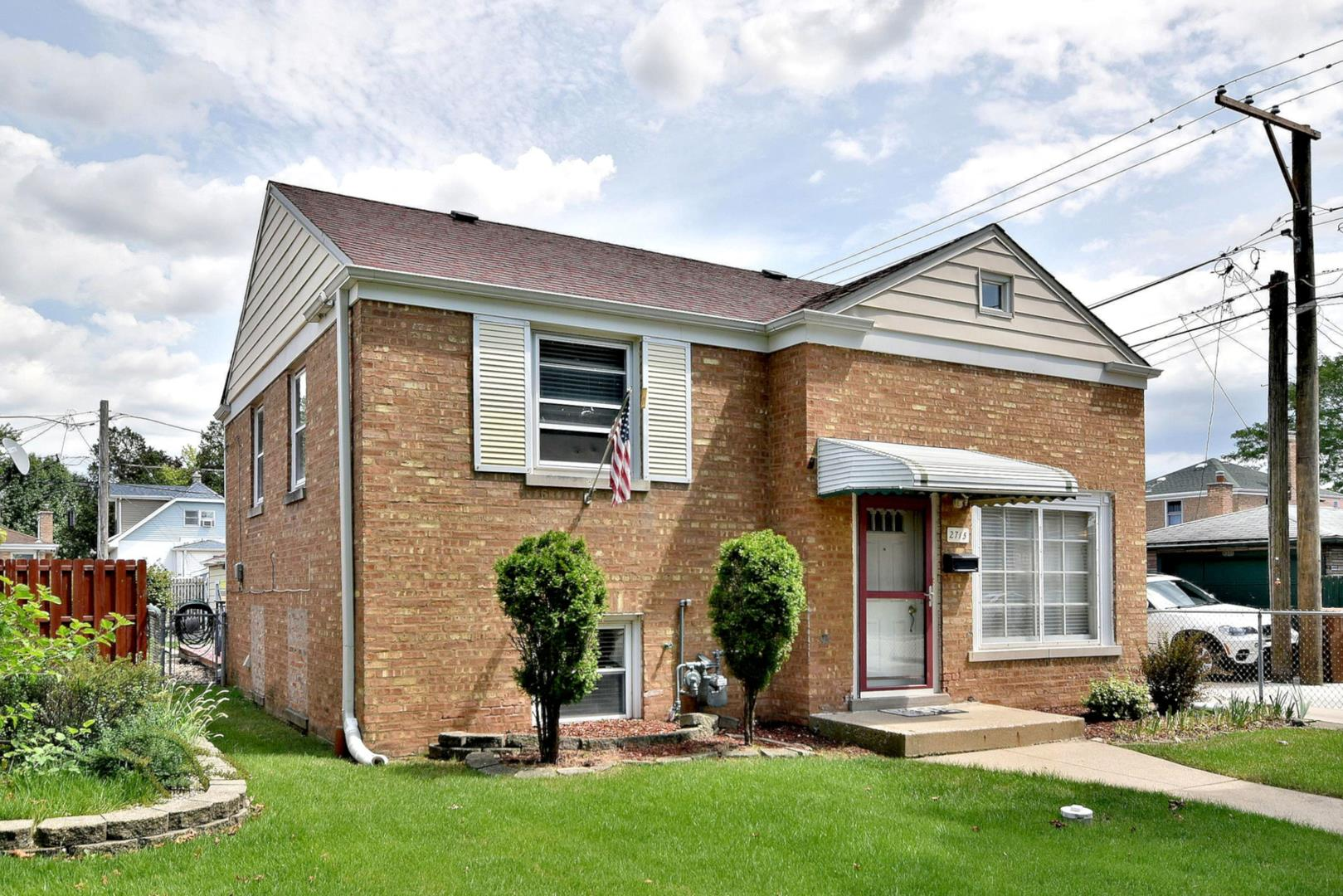 2715 West Street, River Grove, IL 60171 - #: 10808233