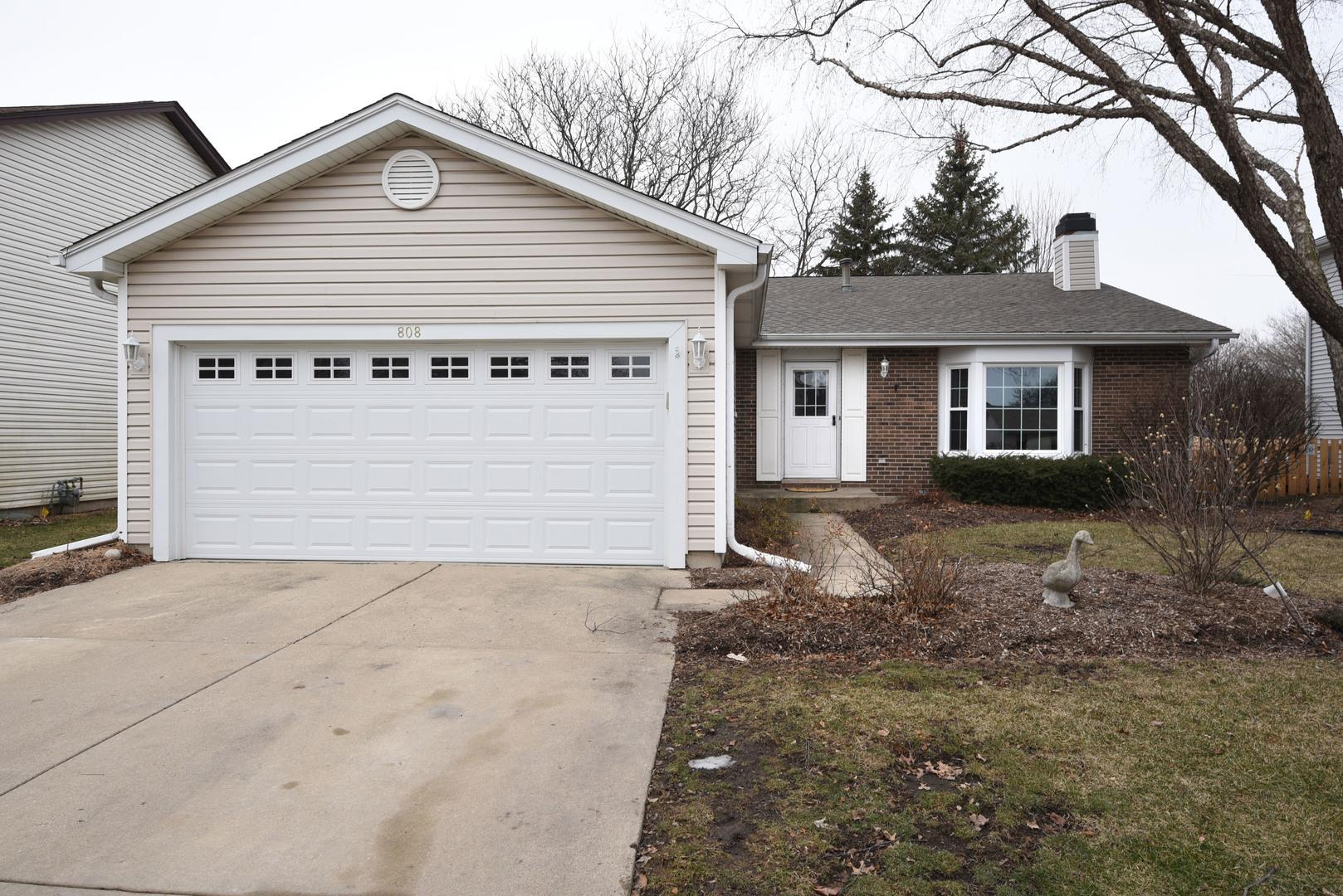 808 Galleon Lane, Elk Grove Village, IL 60007 - #: 10649234