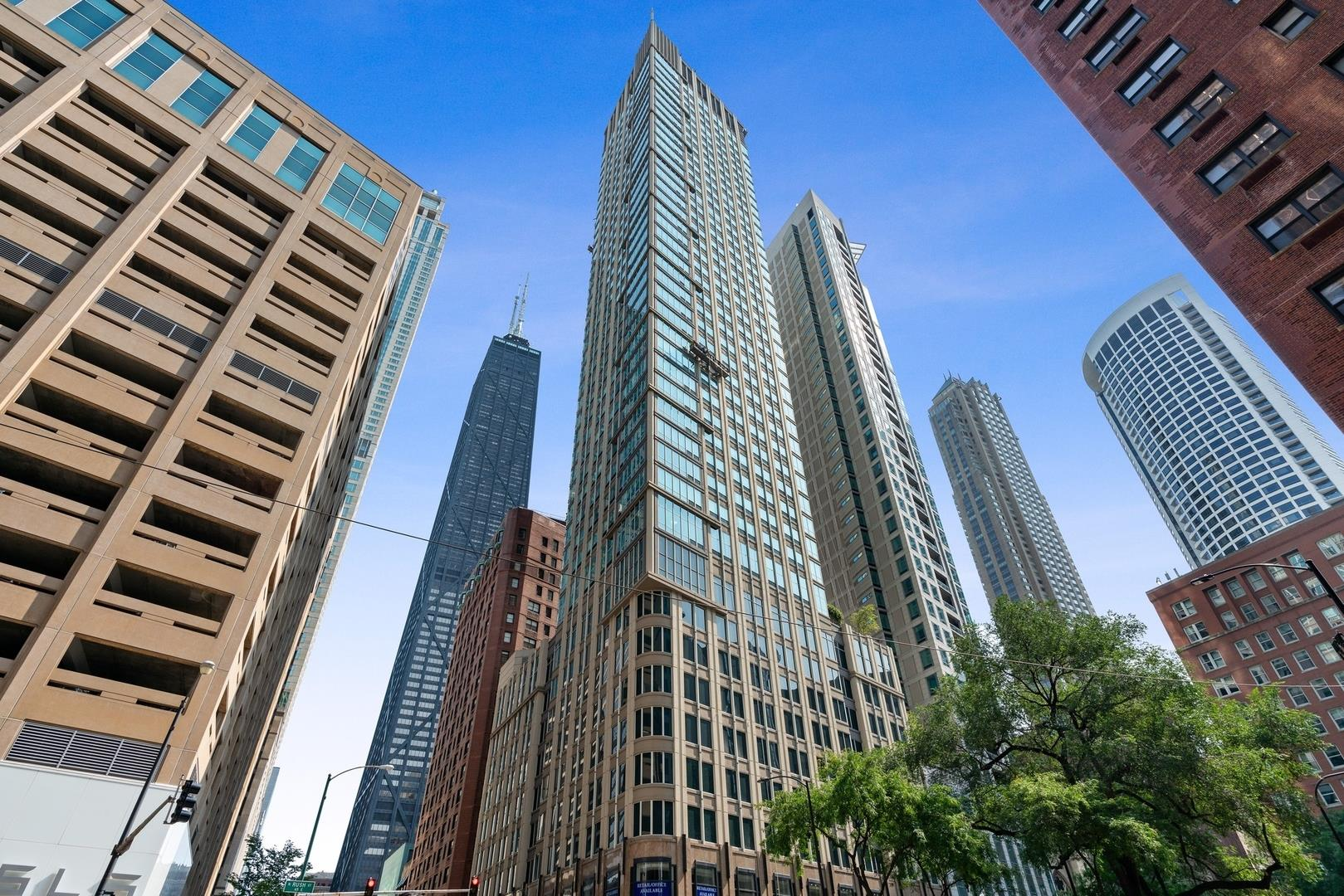 57 E DELAWARE Place #4101, Chicago, IL 60611 - #: 10880234