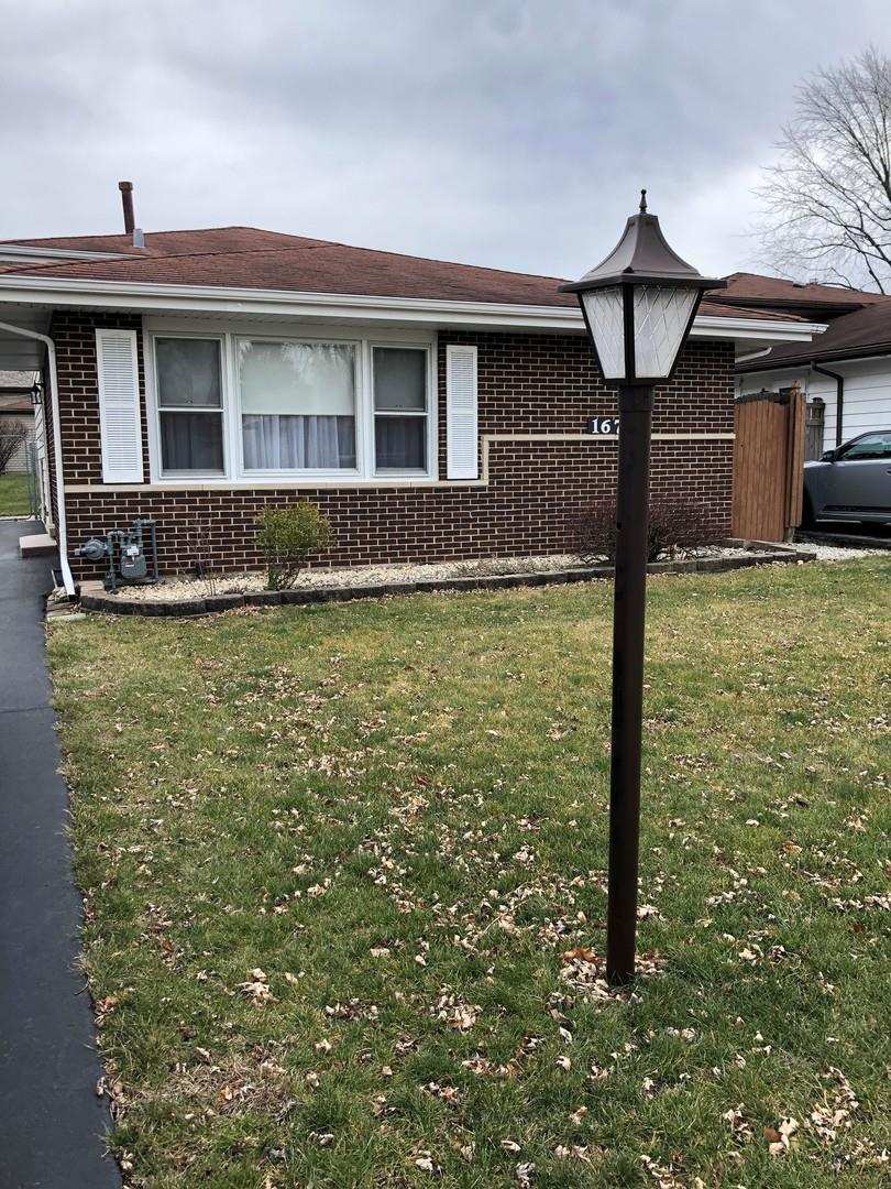 16737 92nd Avenue, Orland Hills, IL 60487 - #: 10969236
