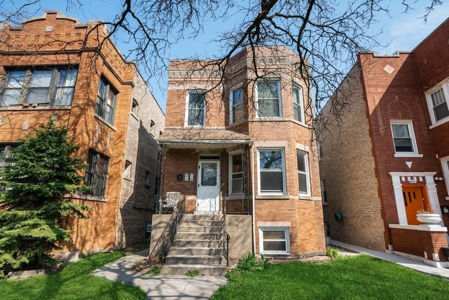 5212 W MONTROSE Avenue, Chicago, IL 60641 - MLS#: 11050236