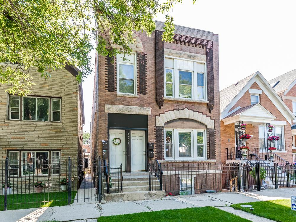 3721 S Honore Street, Chicago, IL 60609 - #: 11116236