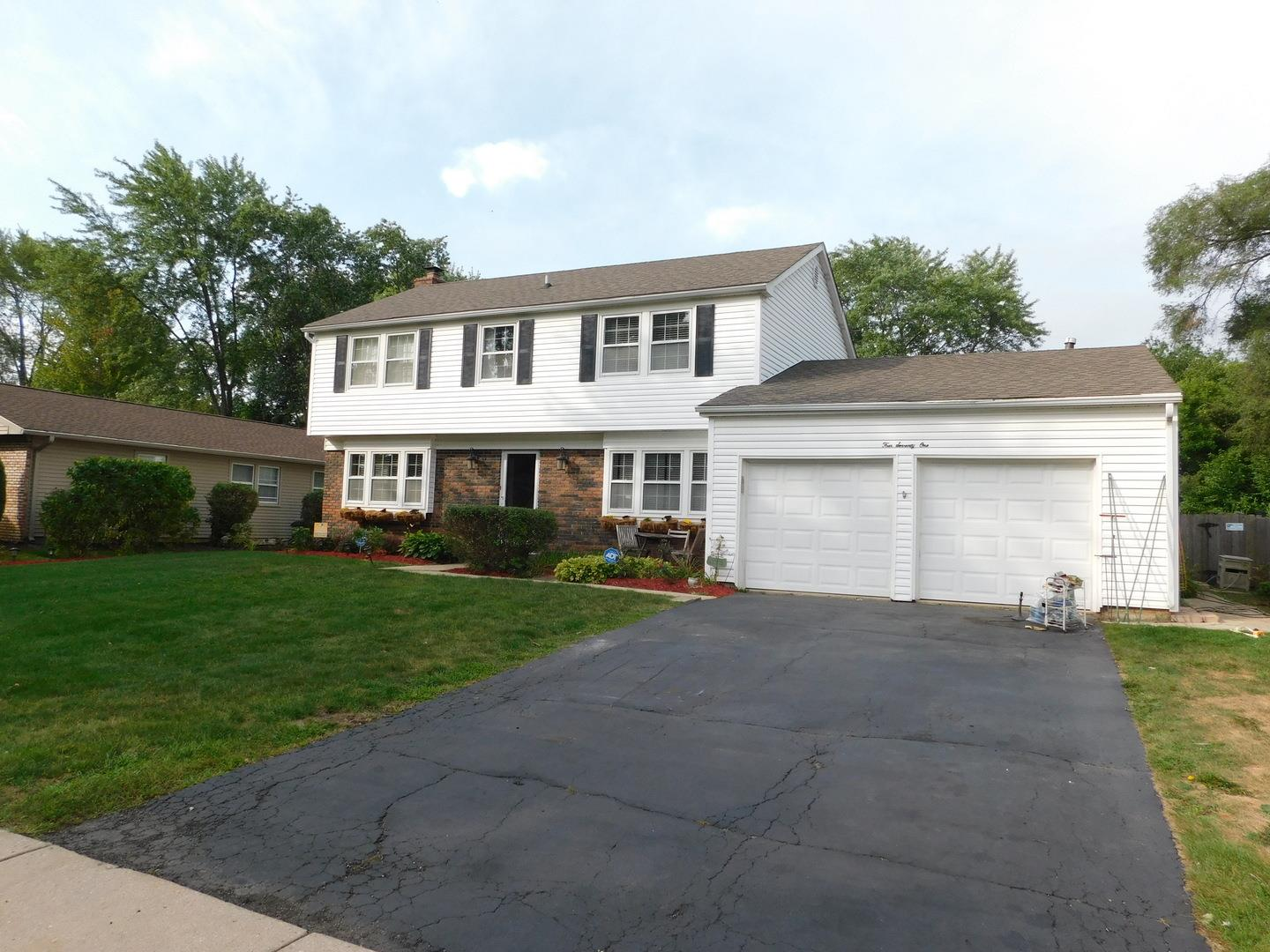 471 Burnt Ember Lane, Buffalo Grove, IL 60089 - #: 10877237