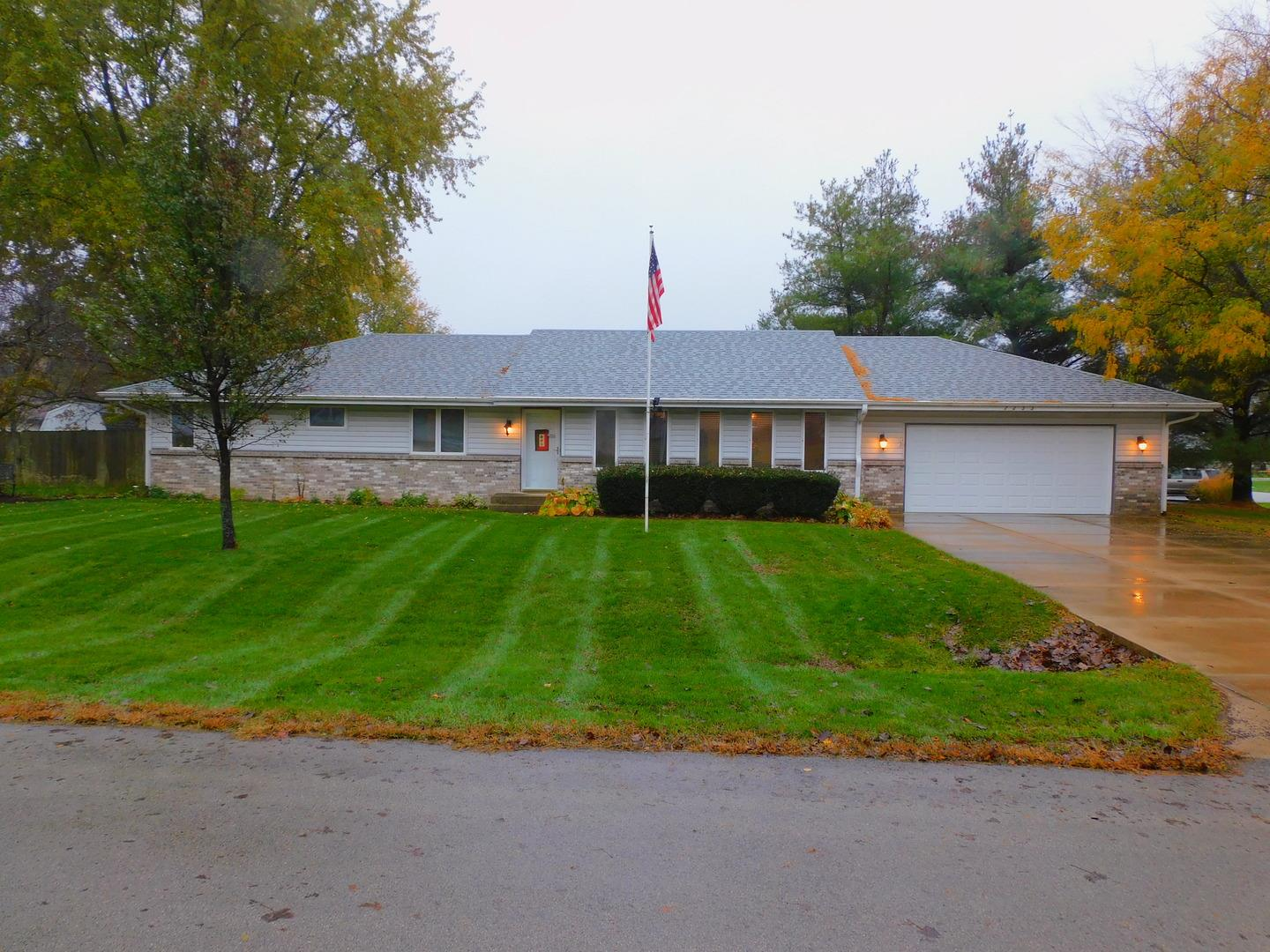 7233 Moss Canyon Road, Cherry Valley, IL 61016 - #: 10914237
