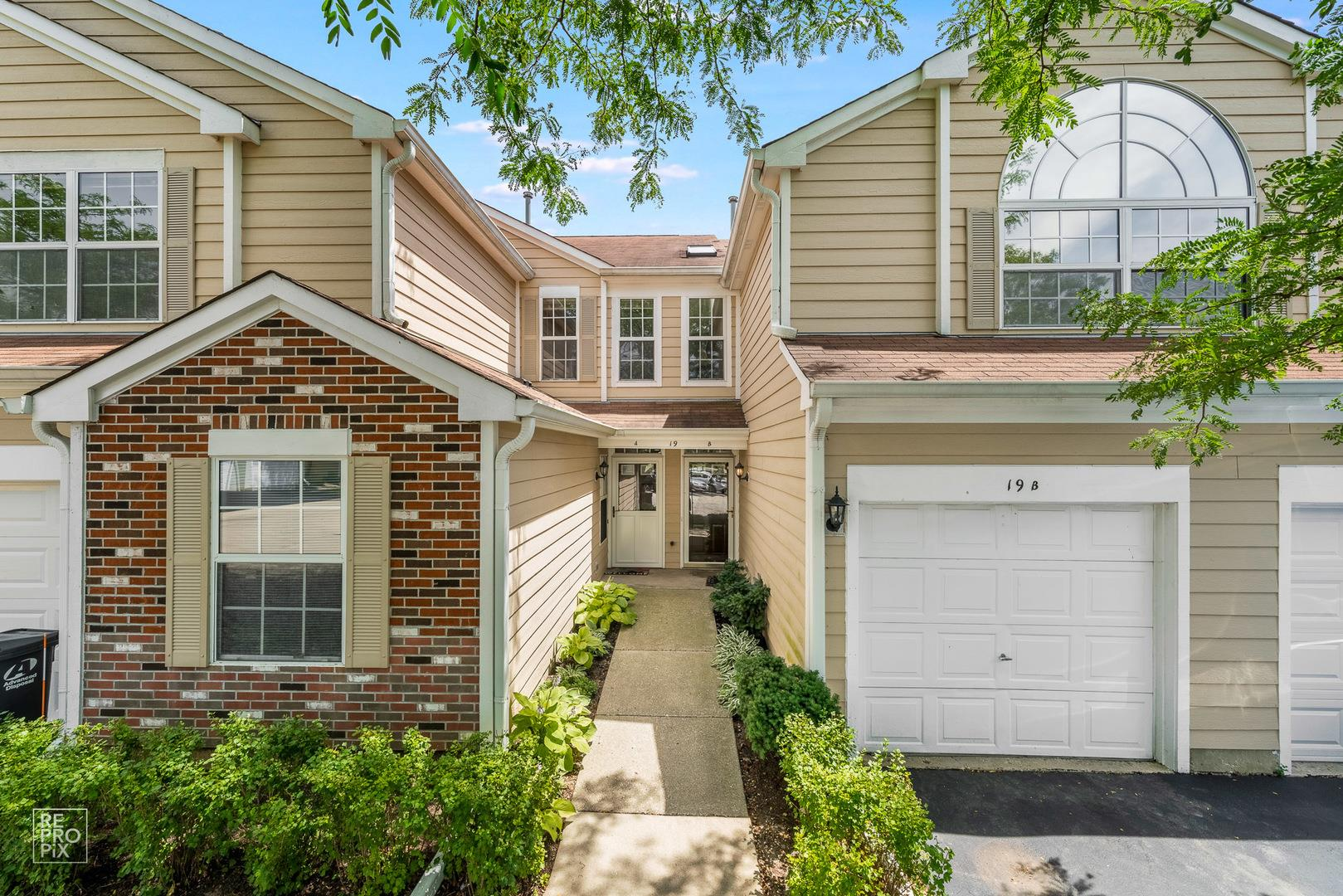19 Taylor Court #B, Streamwood, IL 60107 - #: 10783238