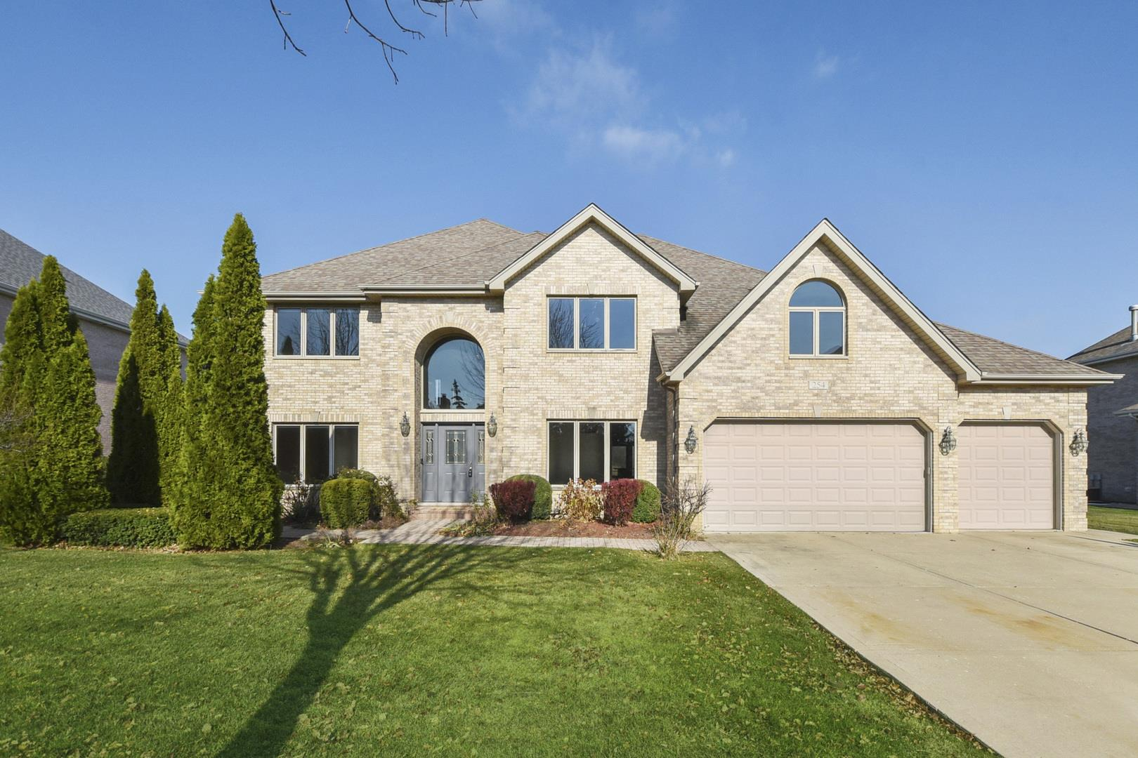254 Carey Drive, Roselle, IL 60172 - #: 10935239