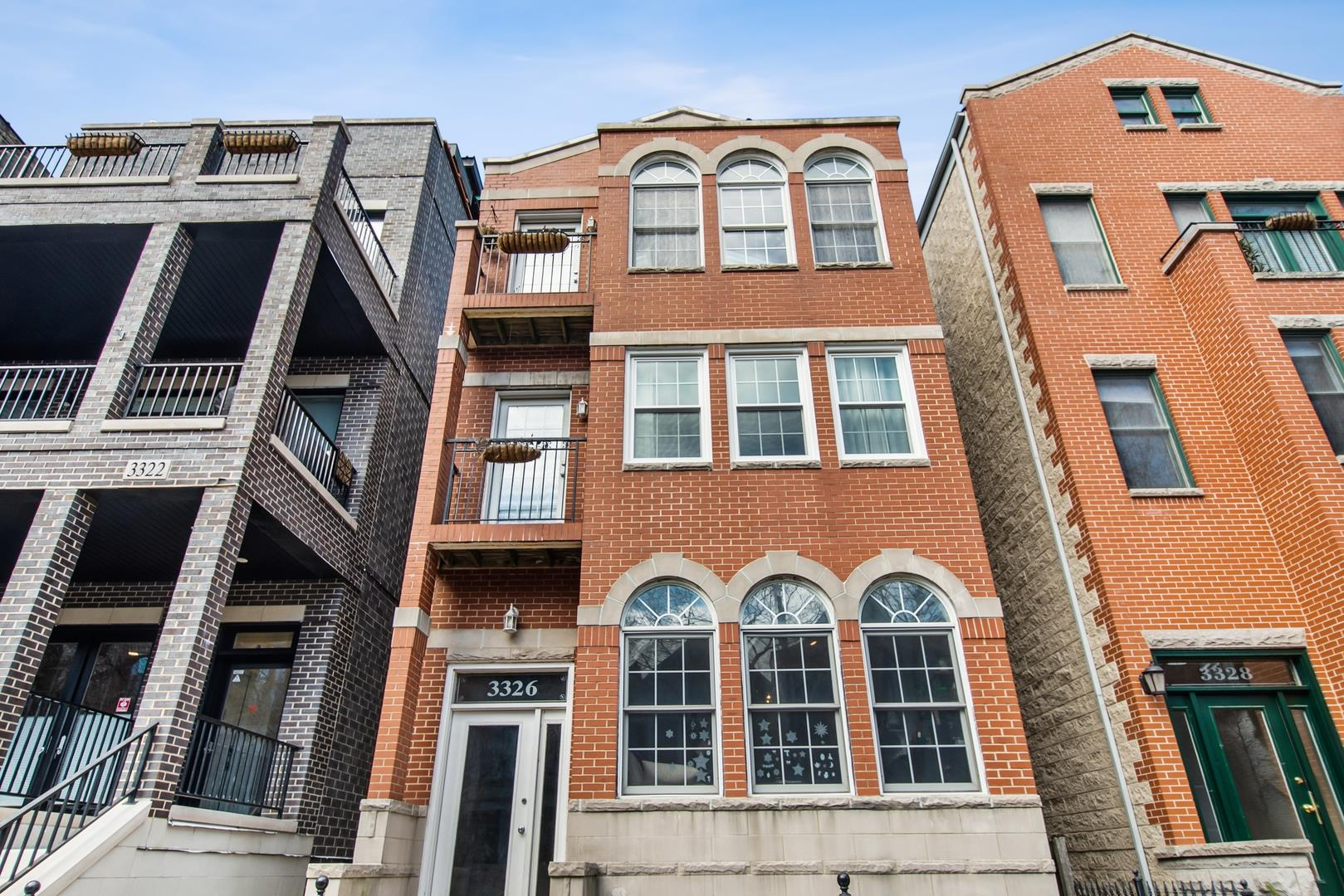 3326 N Kenmore Avenue #2, Chicago, IL 60657 - #: 11040239