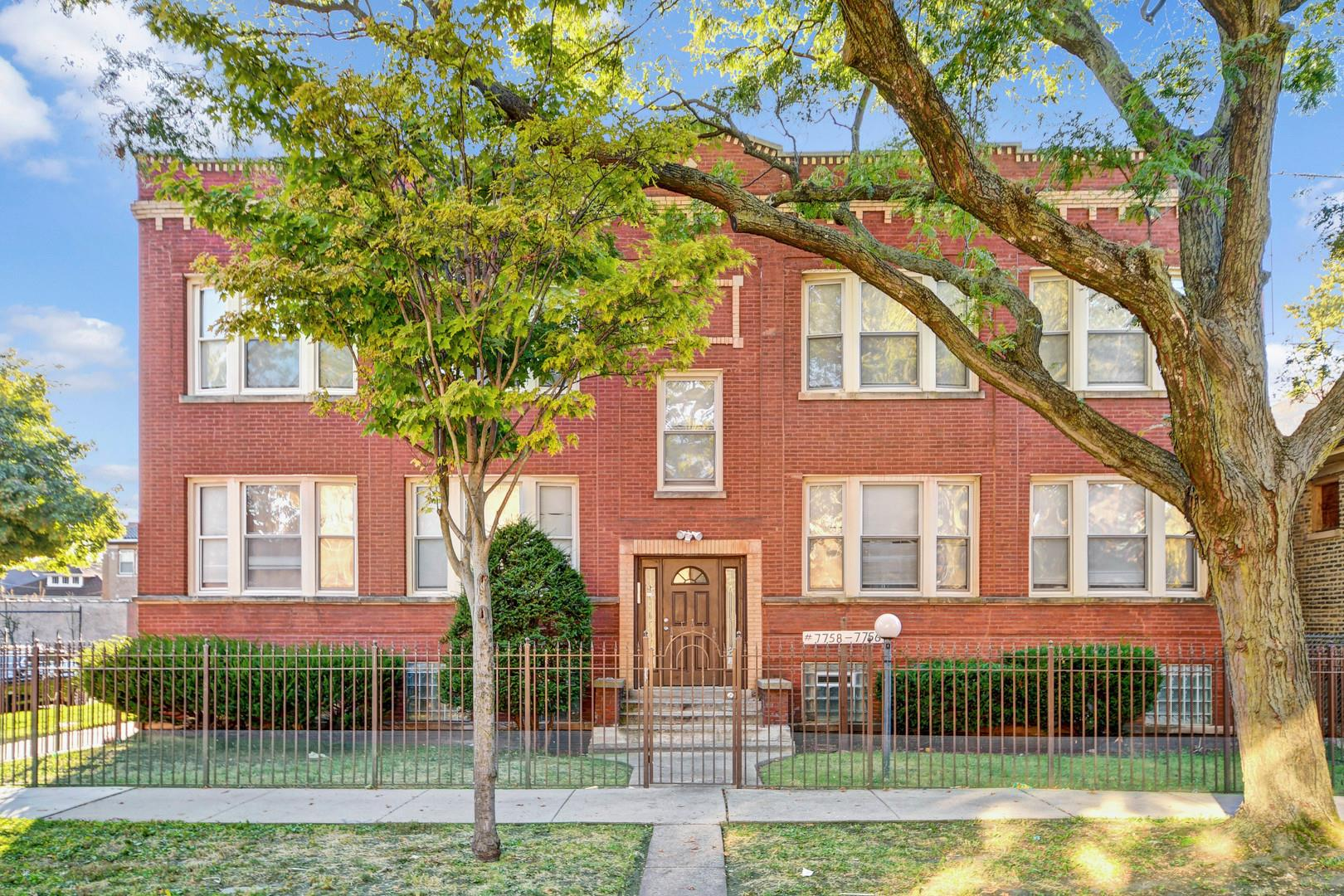 7756-58 S Evans Avenue, Chicago, IL 60619 - #: 10897241
