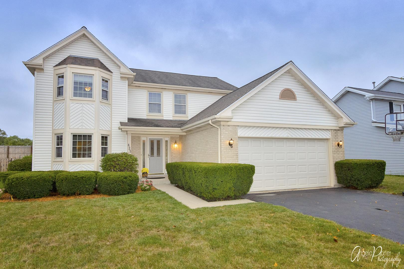 423 Farmhill Circle, Wauconda, IL 60084 - #: 10854242
