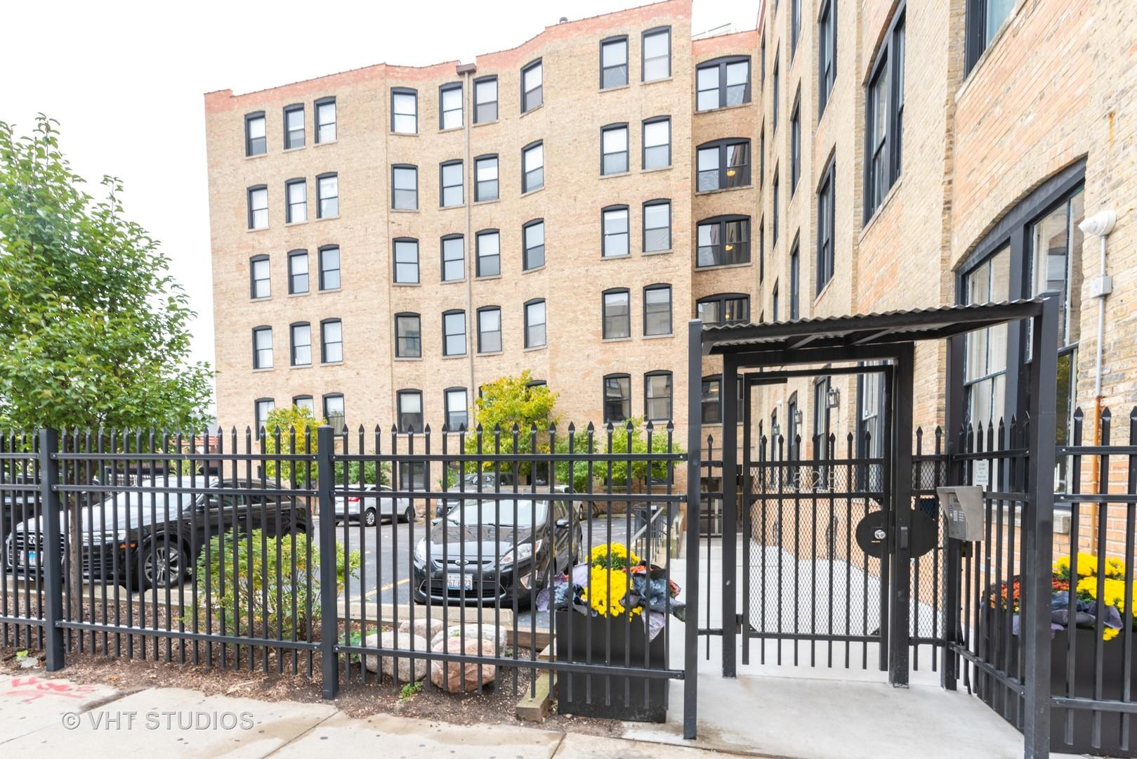 525 N Halsted Street #315, Chicago, IL 60642 - #: 10957242