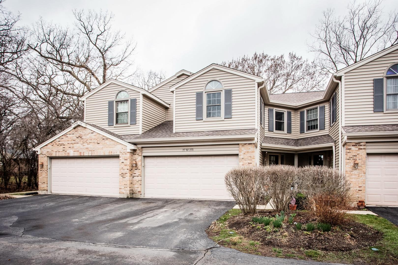 27W270 Jefferson Court #270, Winfield, IL 60190 - #: 11035244