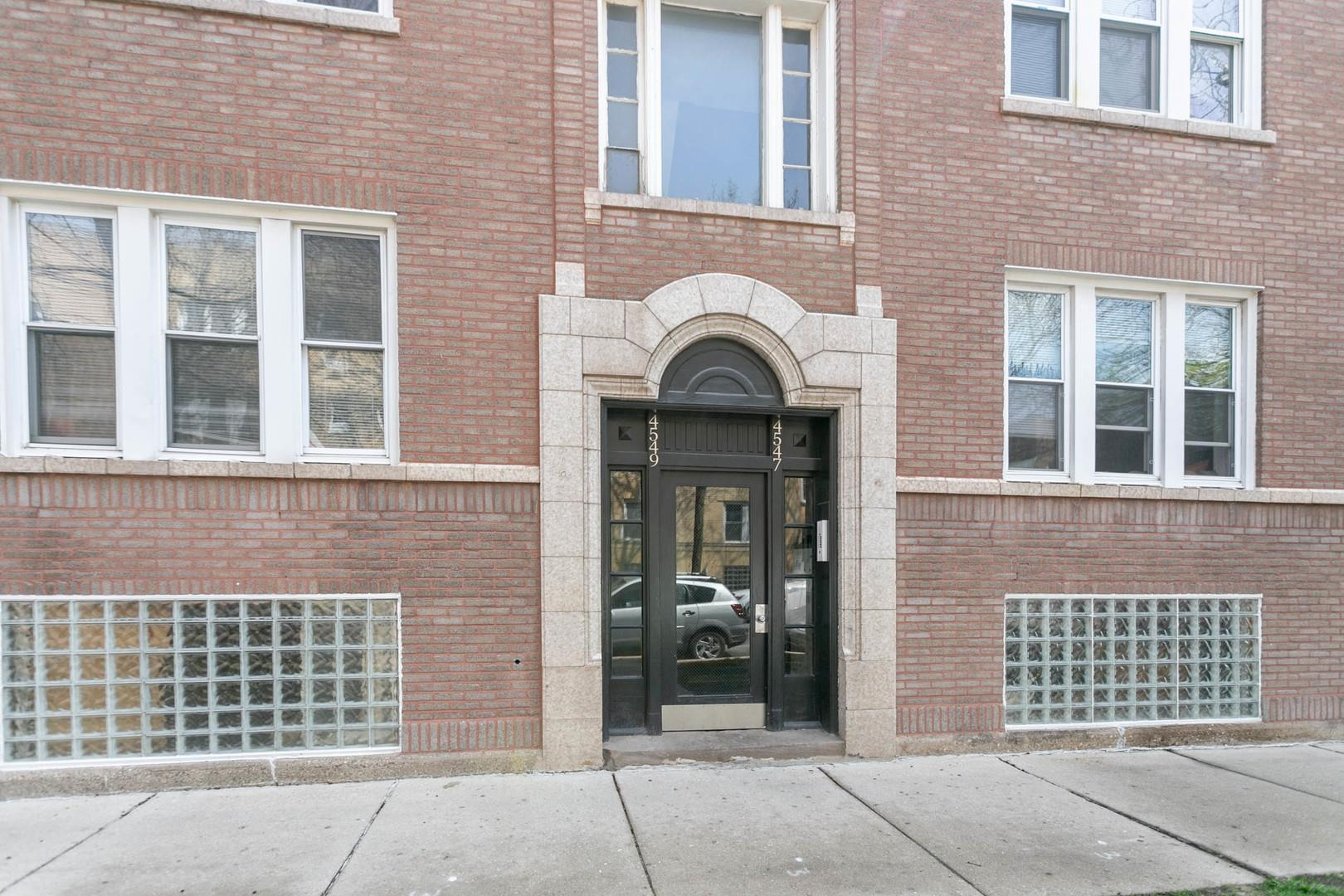 4549 N Albany Avenue #1, Chicago, IL 60625 - #: 10708246
