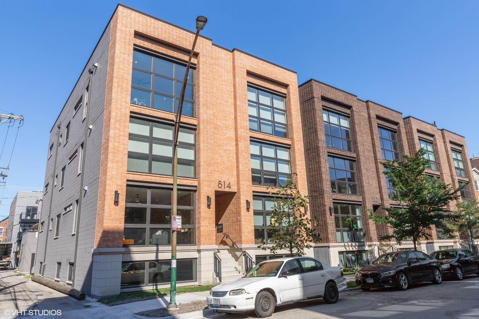 814 N Marshfield Avenue #1S, Chicago, IL 60622 - #: 10858246