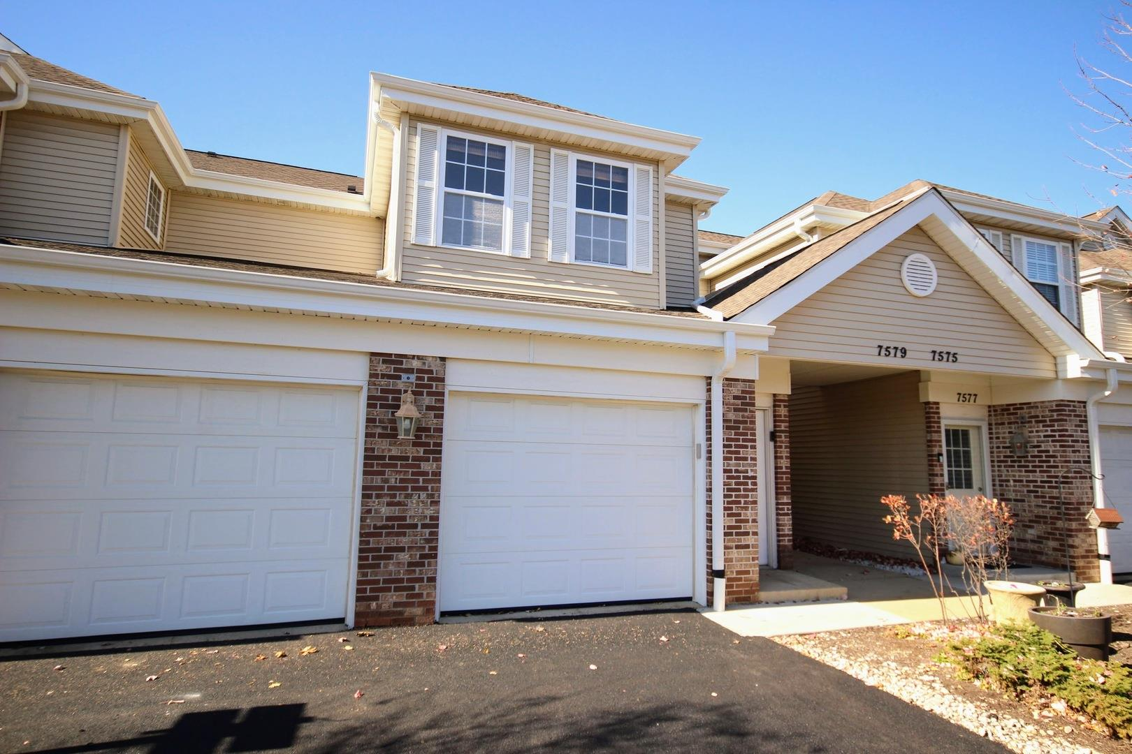 7579 Magnolia Trail #3A, Cherry Valley, IL 61016 - #: 10935247