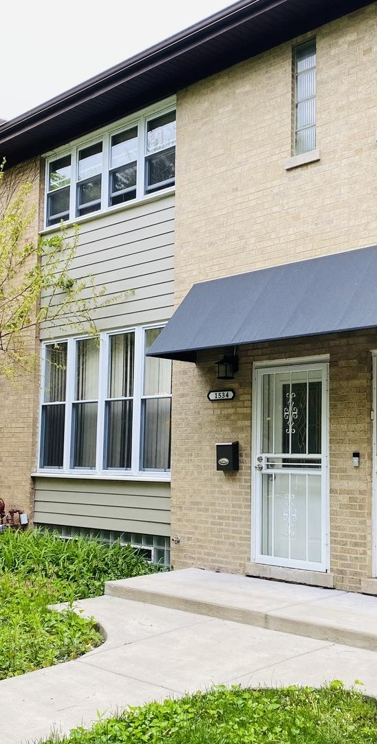 1534 W Jonquil Terrace, Chicago, IL 60626 - #: 10989248