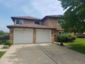 646 Terry Court #A, Roselle, IL 60172 - #: 11020249