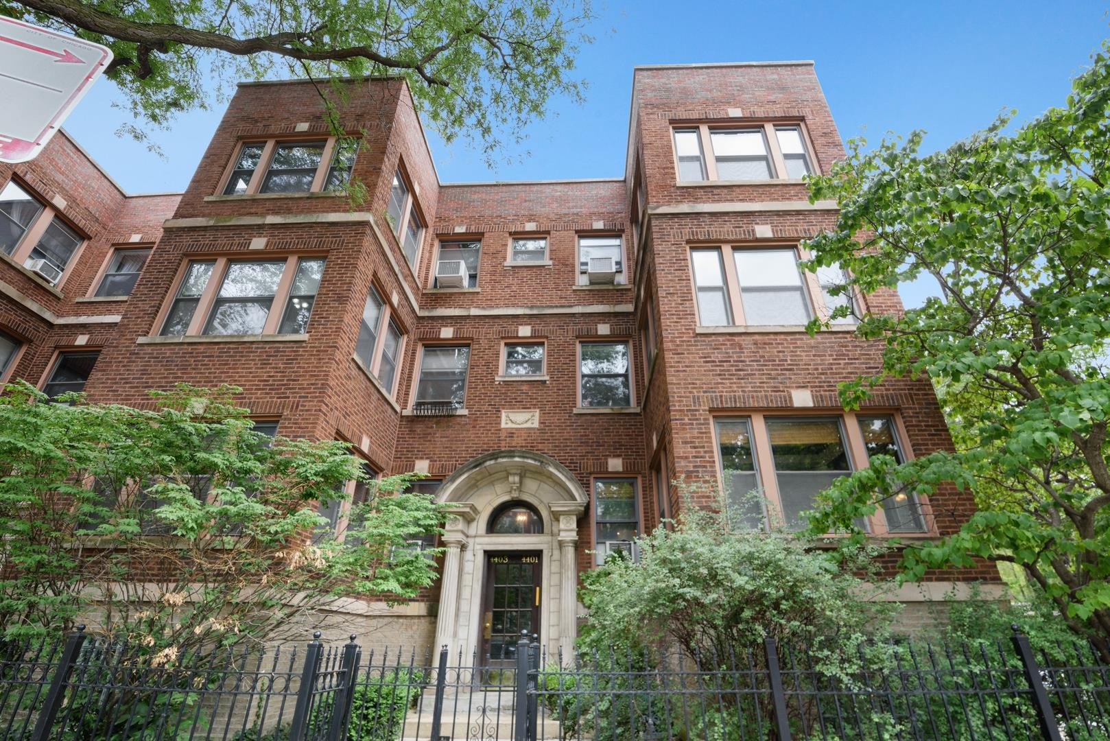 4401 N Racine Avenue #1, Chicago, IL 60640 - MLS#: 10857250