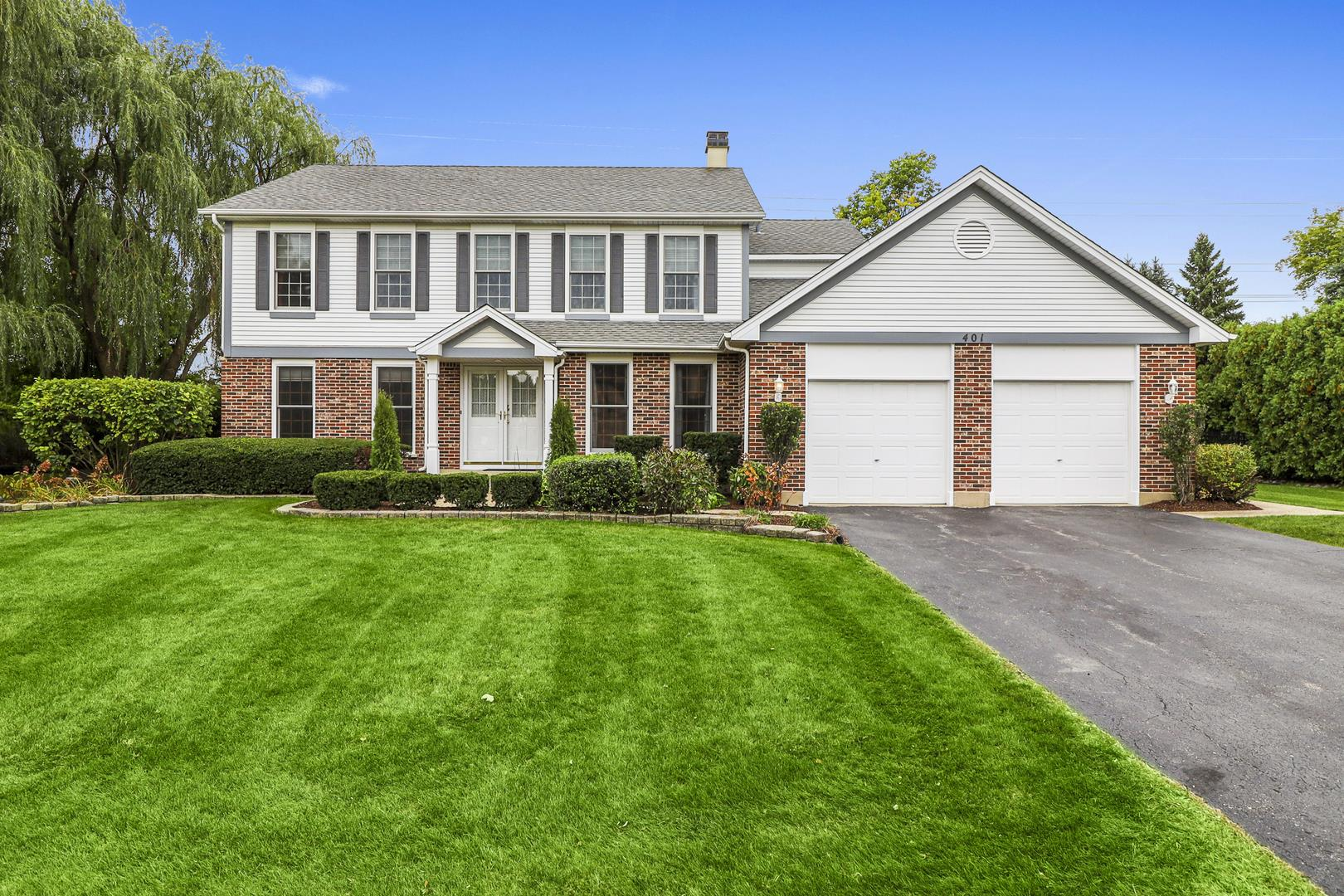 401 Crest Hill Drive, Prospect Heights, IL 60070 - #: 10918250