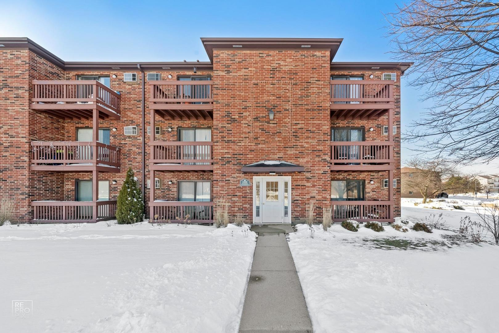 1036 SPRUCE Street #3B, Glendale Heights, IL 60139 - #: 10988252