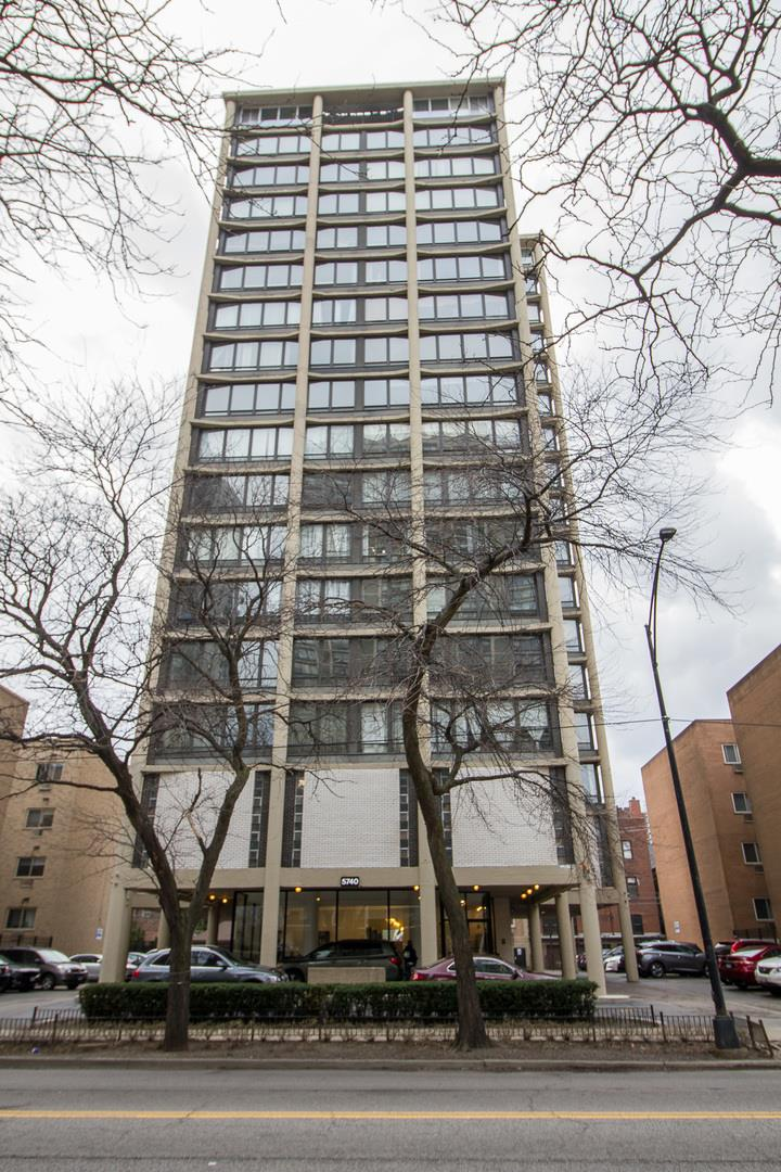 5740 N Sheridan Road #6C, Chicago, IL 60660 - #: 11035252