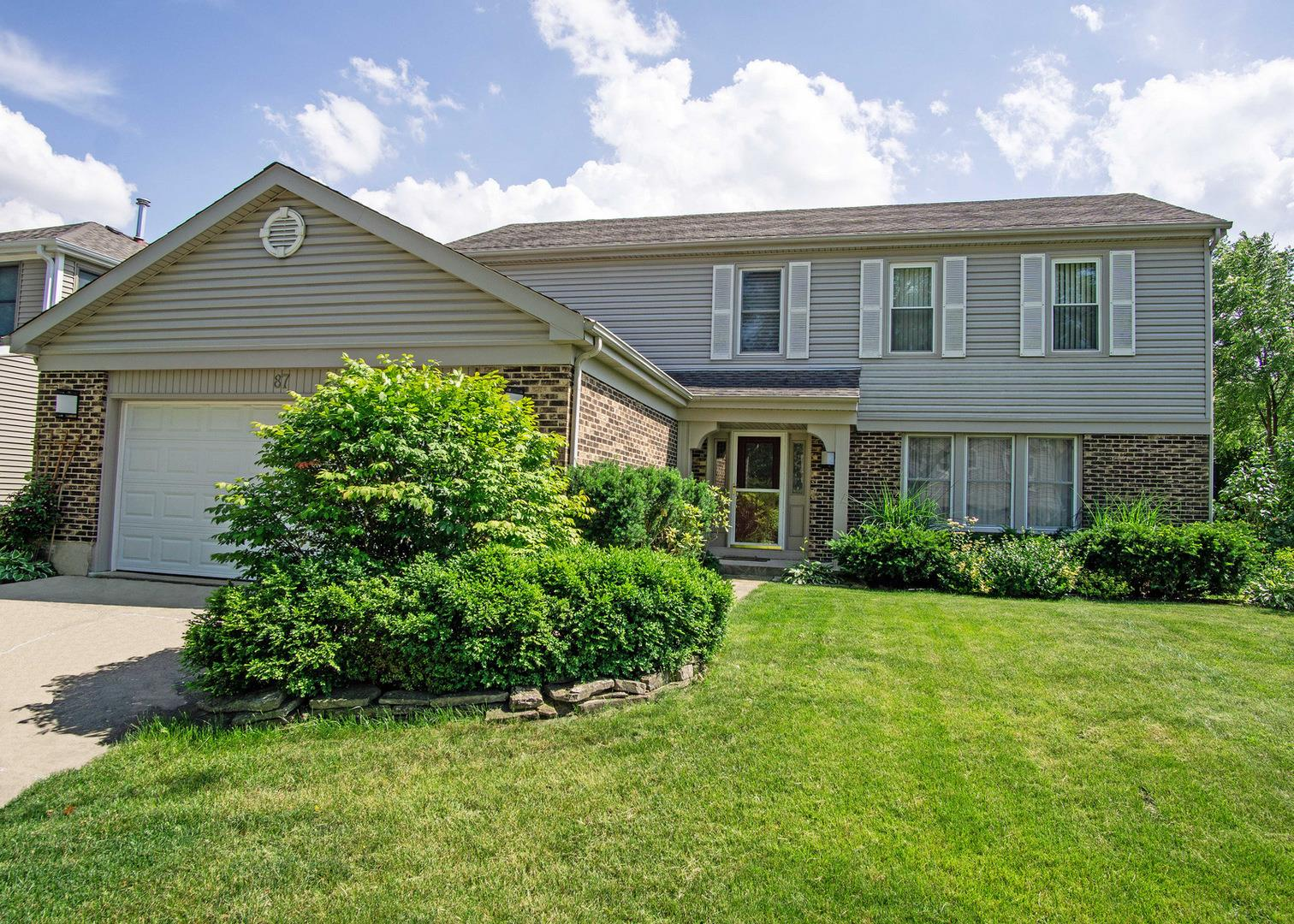 87 E Fox Hill Drive, Buffalo Grove, IL 60089 - #: 11071252