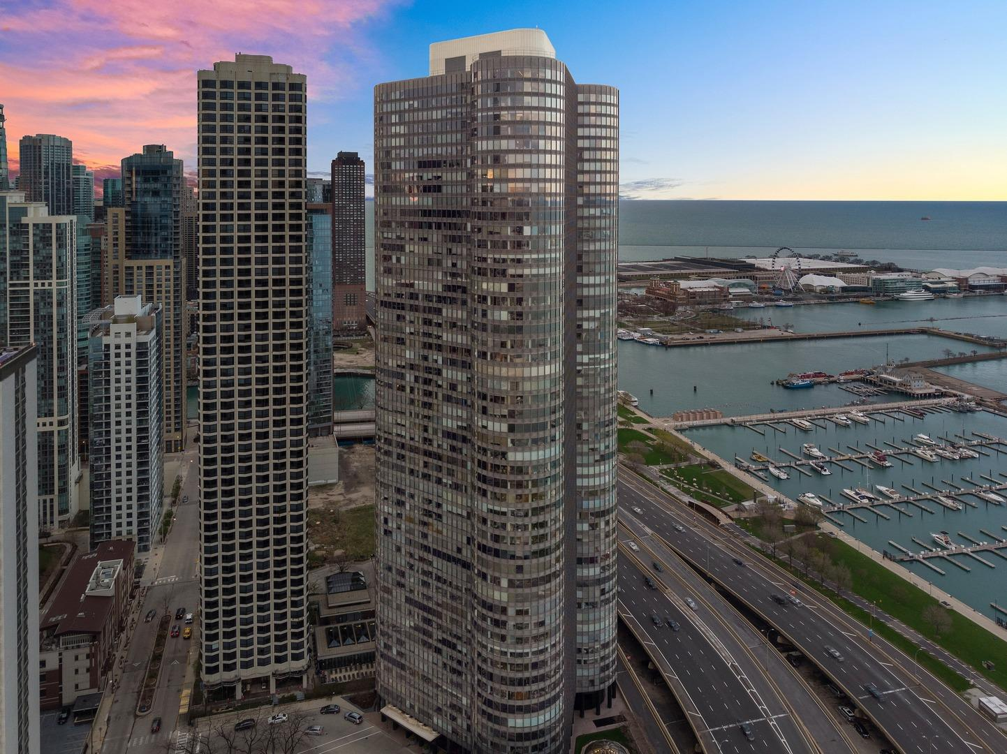 155 N HARBOR Drive #2506, Chicago, IL 60601 - #: 10863253