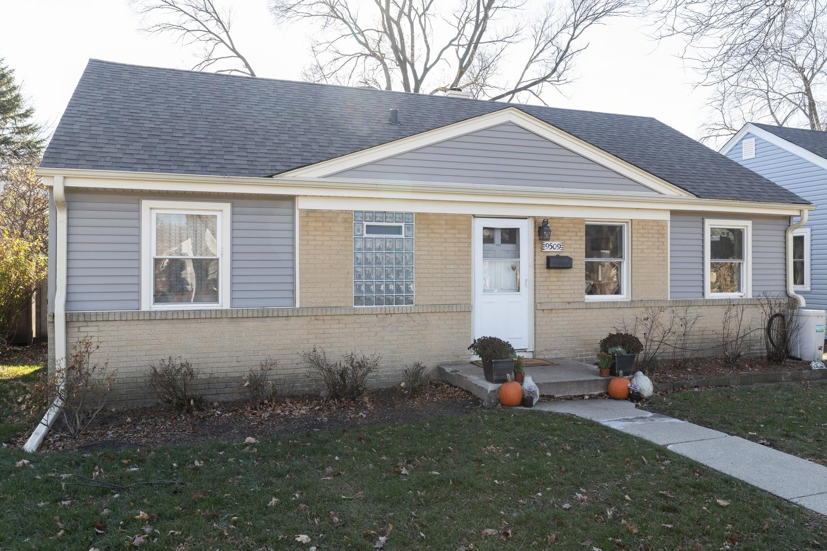 9509 MONROE Avenue, Brookfield, IL 60513 - #: 10933254