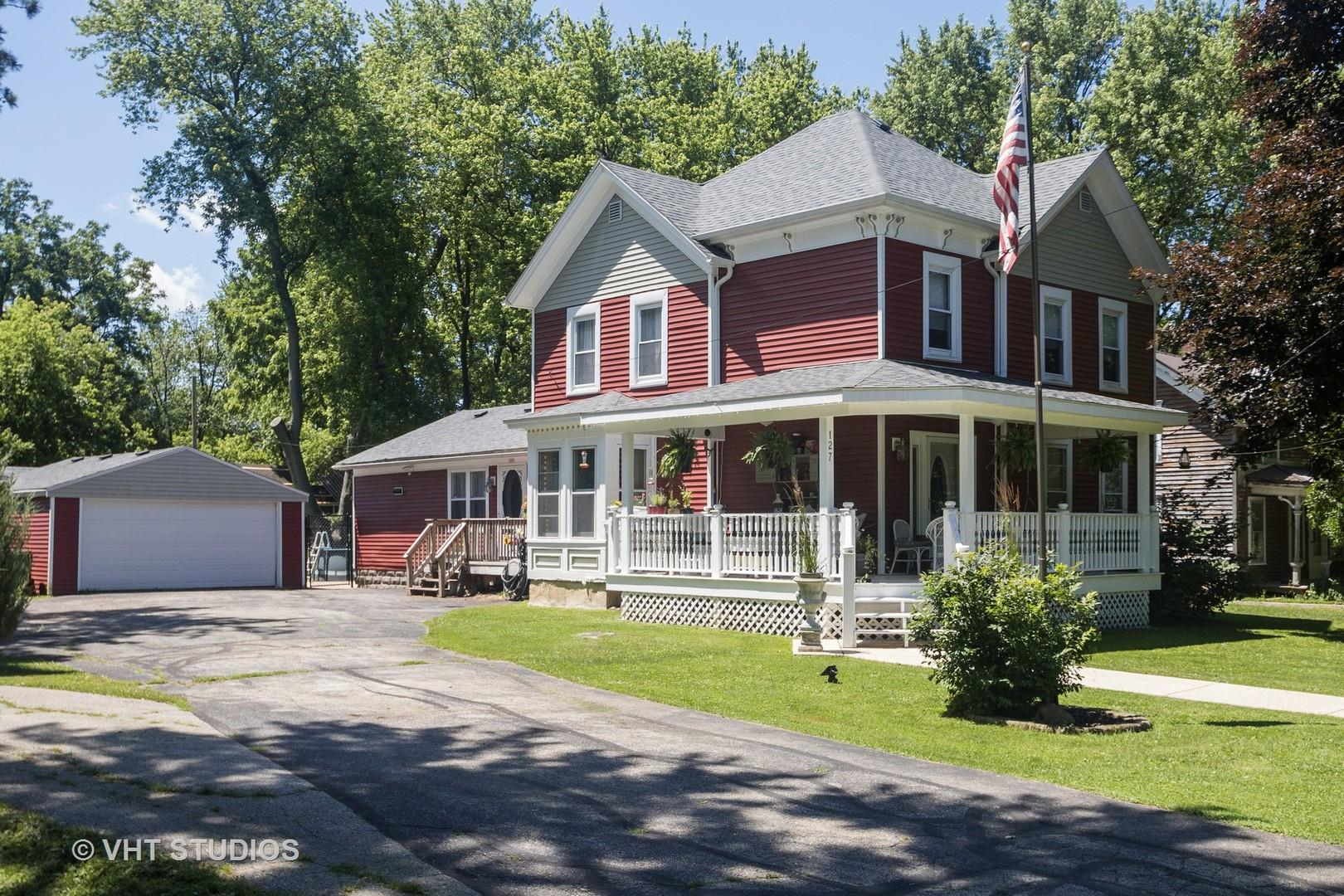 127 Pleasant Street, Sharon, WI 53585 - #: 10761255
