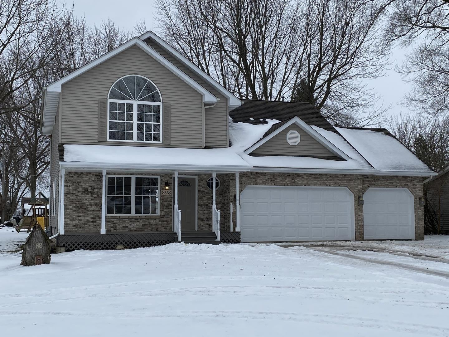 898 SARAH Street, Lake Holiday, IL 60548 - #: 10971256