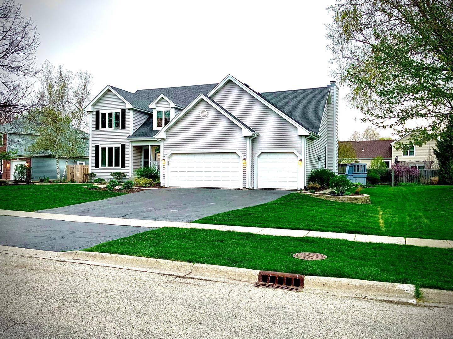 1133 Dovercliff Way, Crystal Lake, IL 60014 - #: 11070256