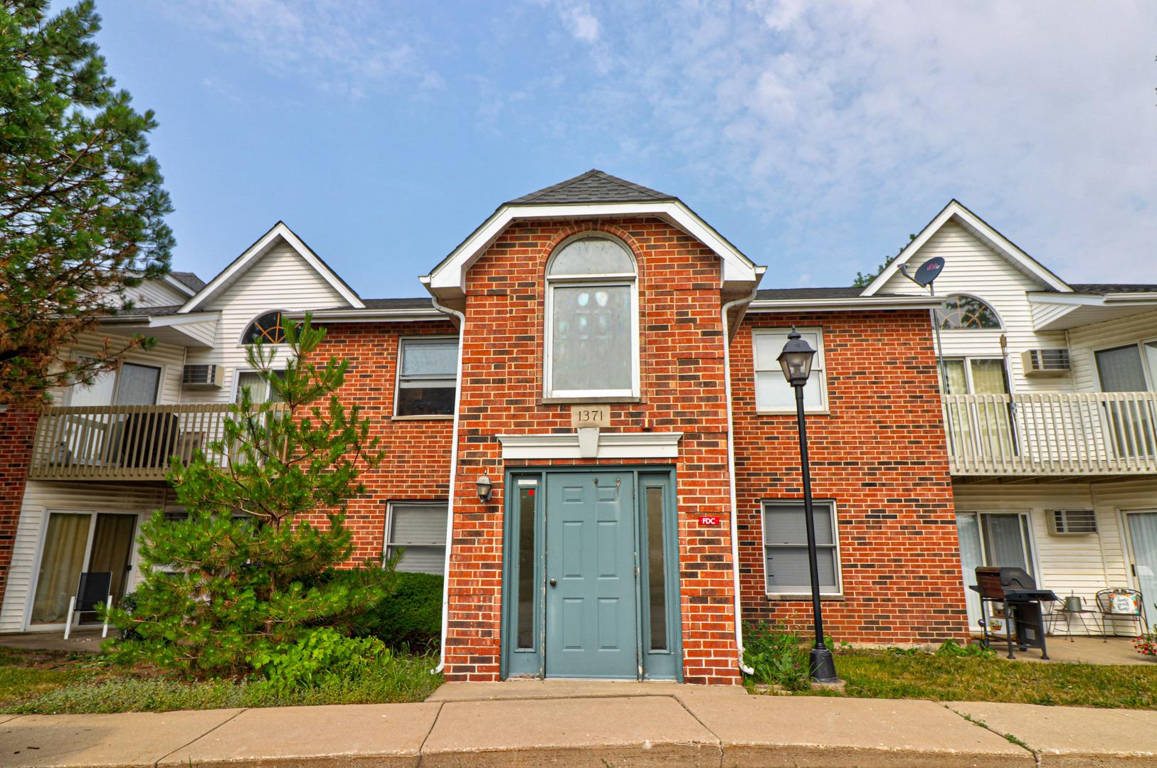 1371 Cunat Court #1B, Lake in the Hills, IL 60156 - #: 11167256