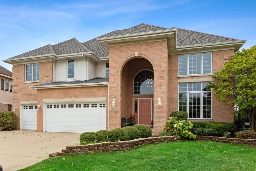 10801 Chaucer Drive, Willow Springs, IL 60480 - #: 10855257