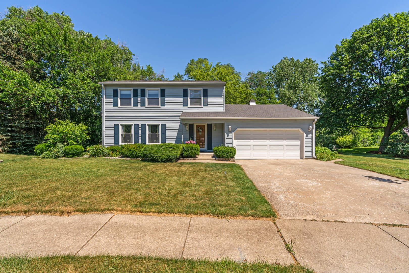 1608 Plum Court, Downers Grove, IL 60515 - #: 11101257