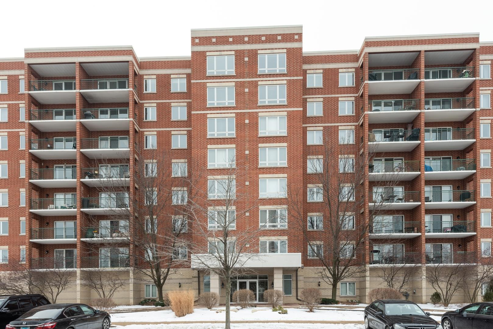 5555 N Cumberland Avenue #805, Chicago, IL 60656 - #: 10640258