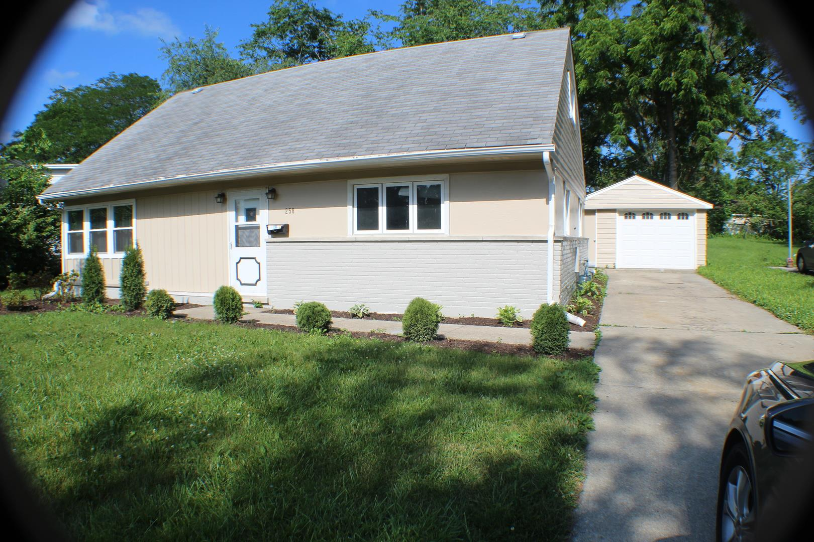 258 Lester Road, Park Forest, IL 60466 - #: 11050258