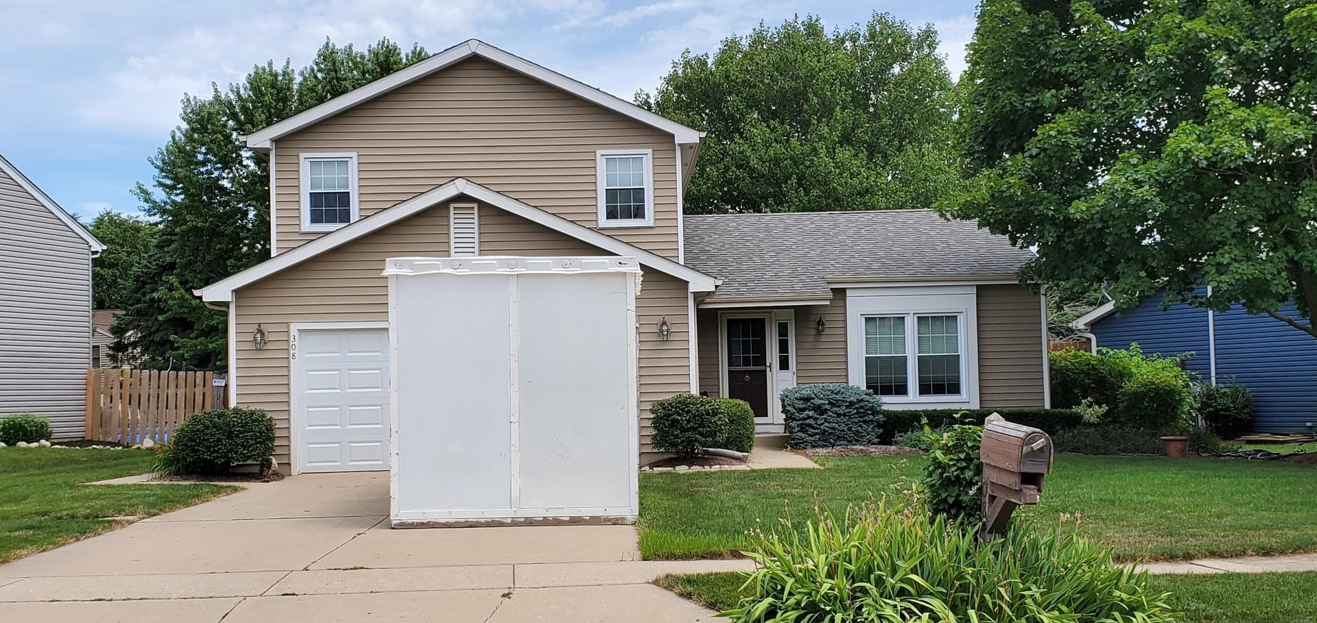 308 S Cross Trail, McHenry, IL 60050 - #: 10773259