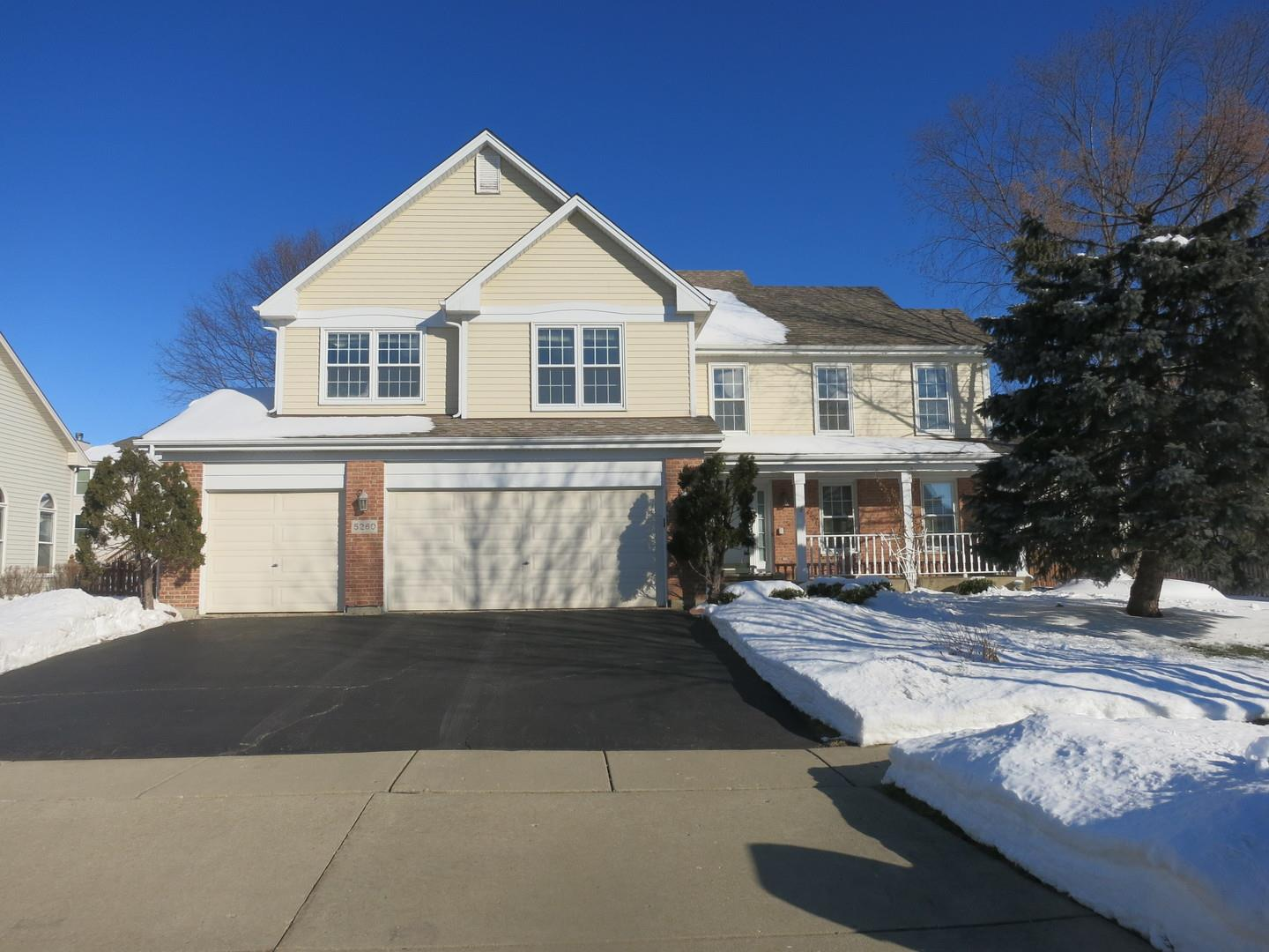 5260 Morningview Drive, Hoffman Estates, IL 60194 - #: 10993259