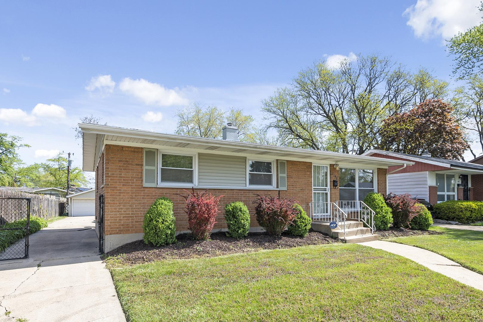 1248 E 156th Street, South Holland, IL 60473 - #: 11083259