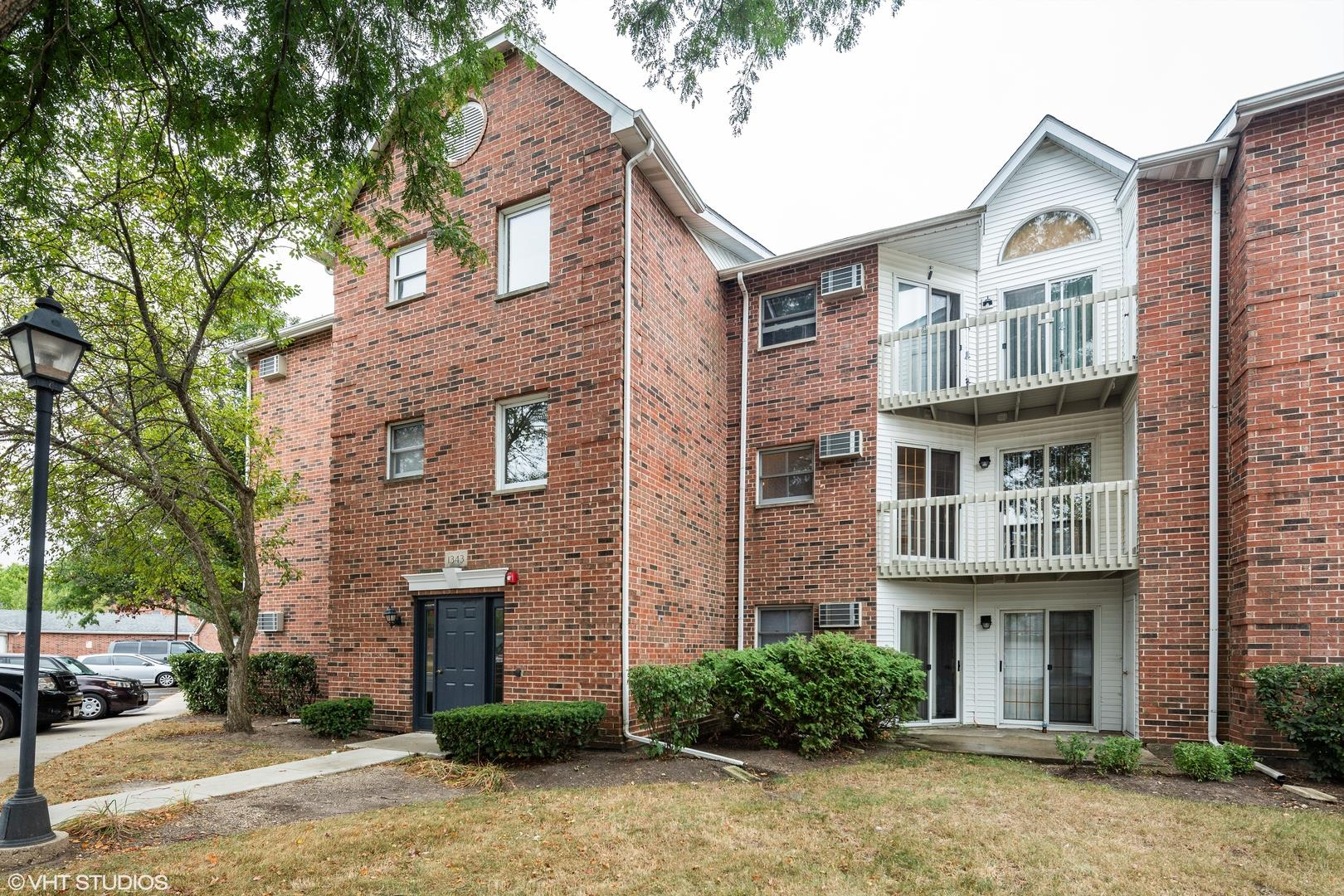 1343 Cunat Court #2G, Lake in the Hills, IL 60156 - #: 10843263