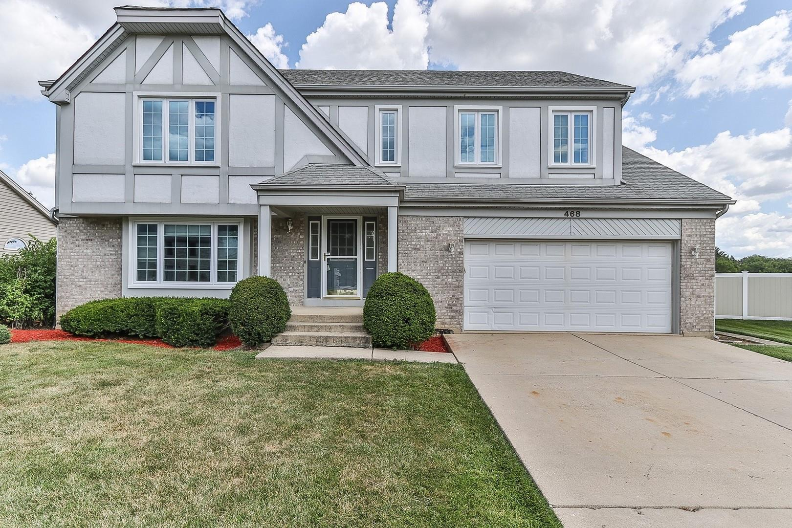 468 Springwood Drive, Roselle, IL 60172 - #: 10991263