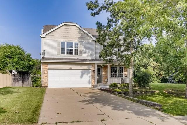 102 Buckskin Lane, Streamwood, IL 60107 - #: 10753264
