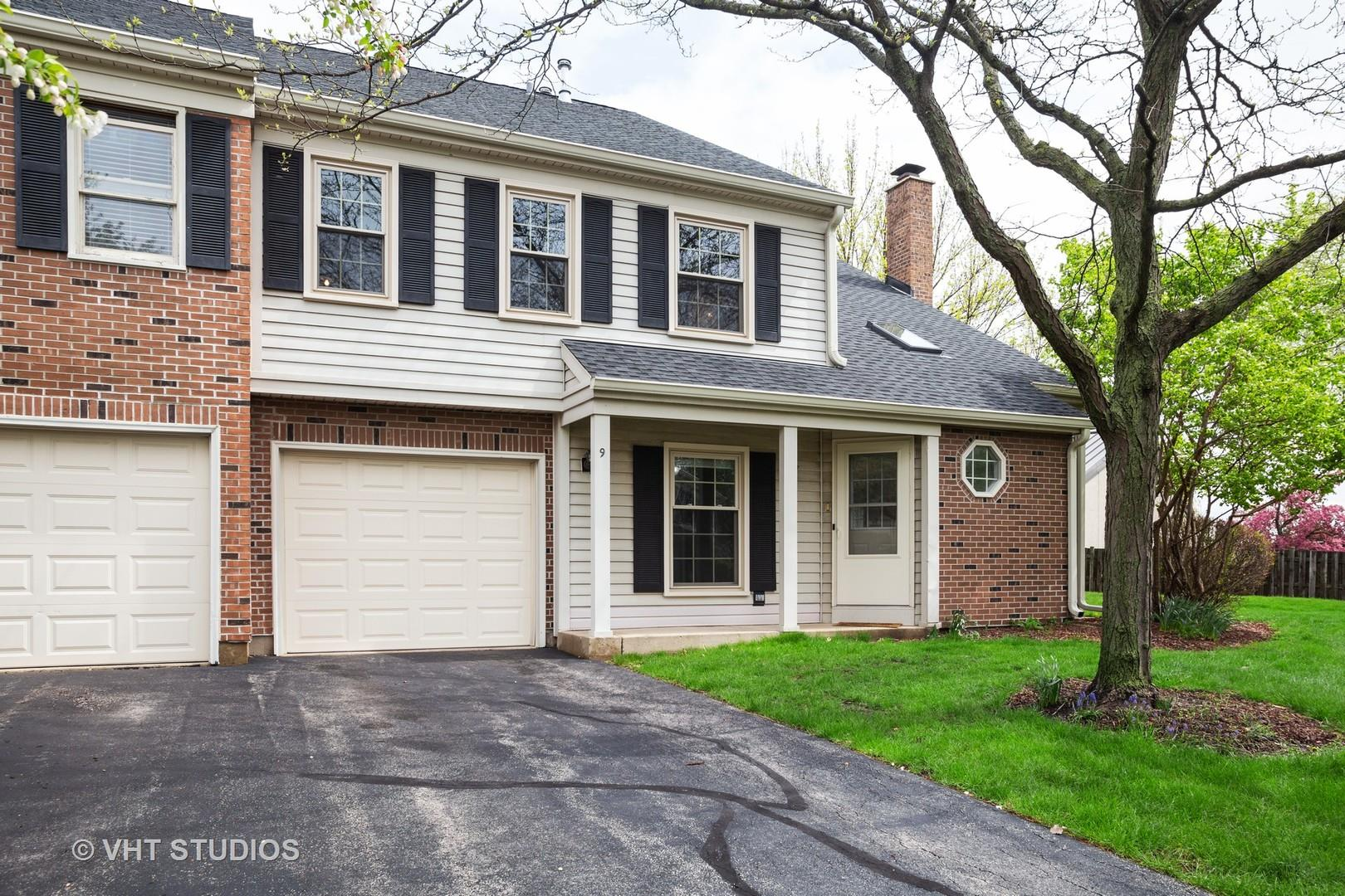 9 Bright Ridge Drive, Schaumburg, IL 60194 - #: 11019264