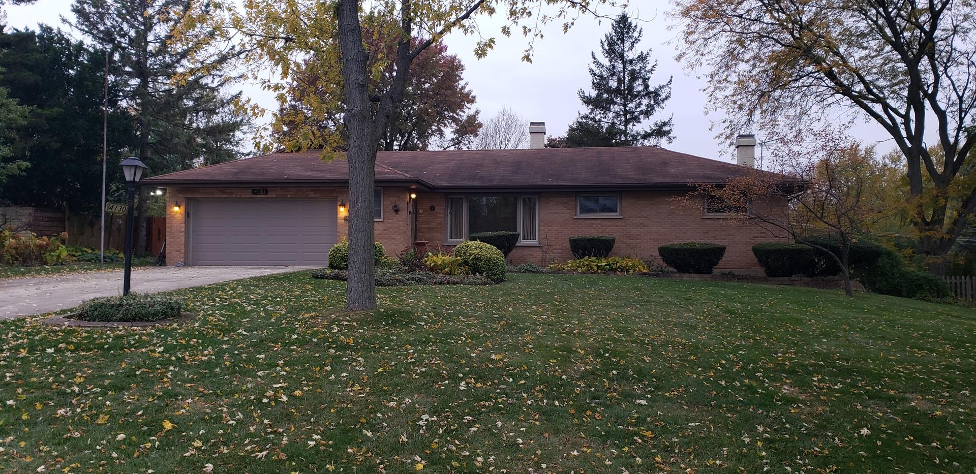 4130 Downers Drive, Downers Grove, IL 60515 - #: 10920267