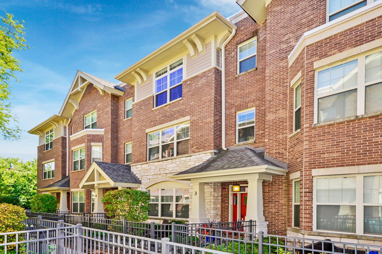 313 S NORTHWEST Highway #3, Park Ridge, IL 60068 - #: 10847270
