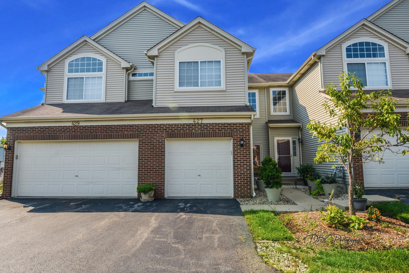 427 N Tower Drive #427, Hainesville, IL 60030 - #: 10836272
