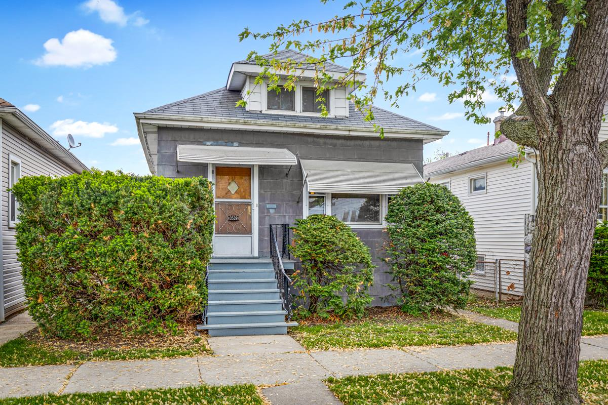 3539 N Oleander Avenue, Chicago, IL 60634 - #: 11097273