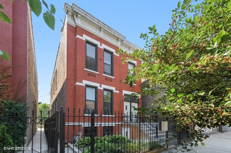 1542 N Rockwell Street #G, Chicago, IL 60622 - #: 11021277